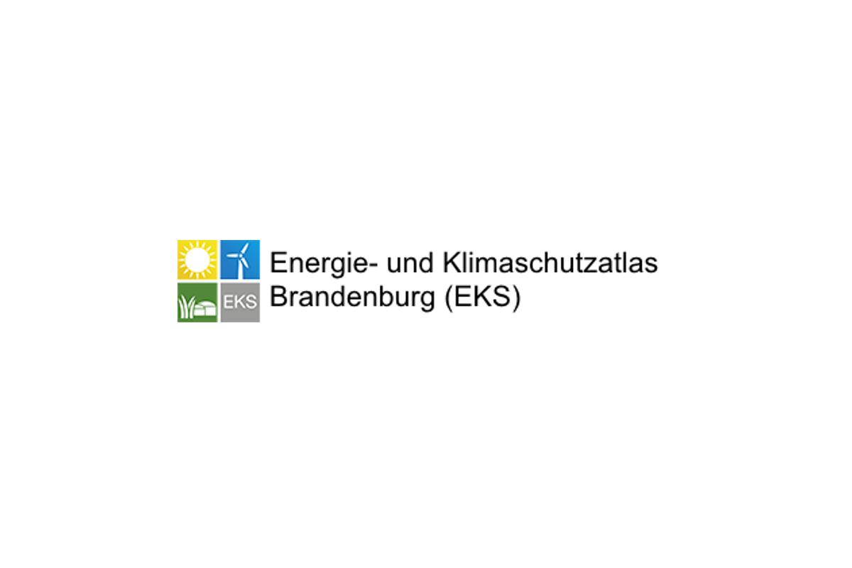 Logo Energie- und Klimaschutzatlas Brandenburg