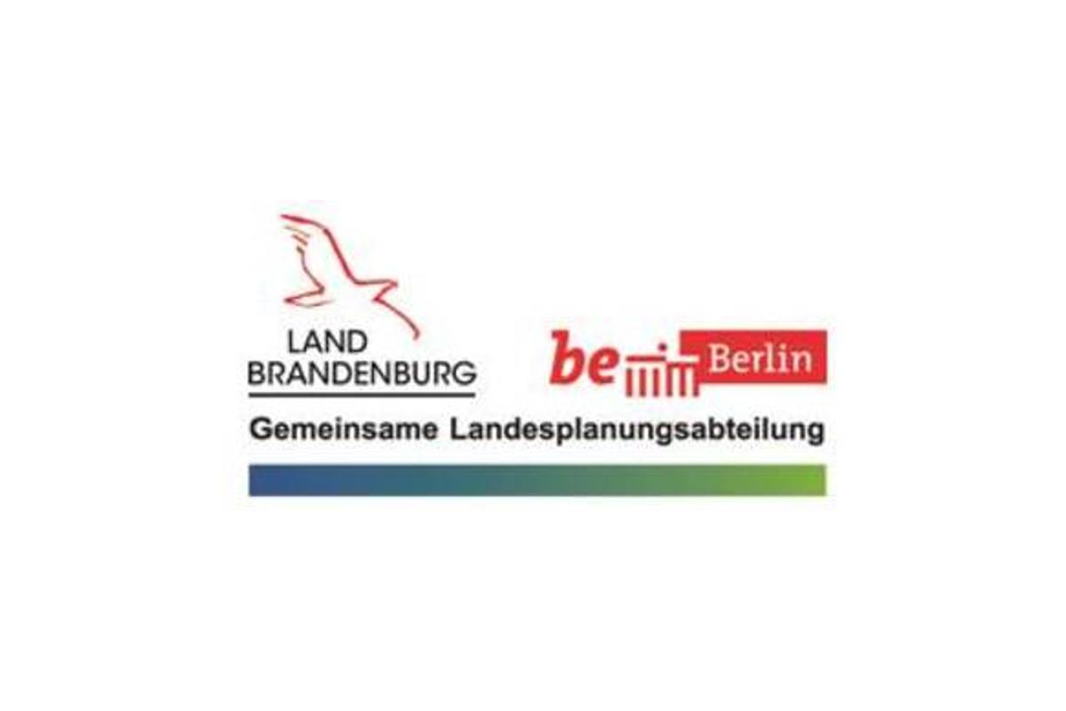 Logo Gemeinsame Landesplanung Berlin-Brandenburg